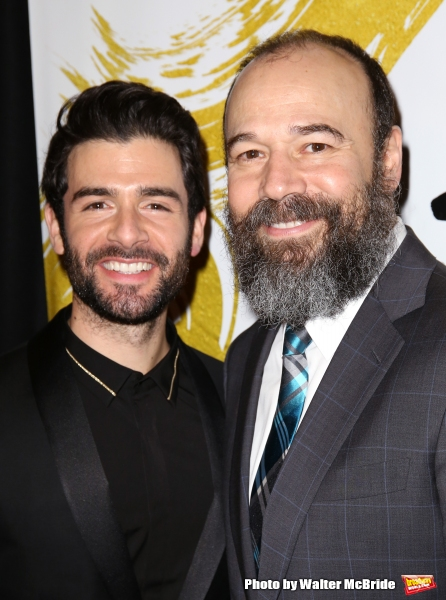 Photo Coverage: Mazel Tov! Danny Burstein & Company Celebrate Opening Night of FIDDLER ON THE ROOF