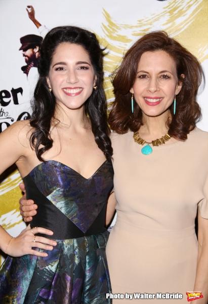 Samantha Massell and Jessica Hecht