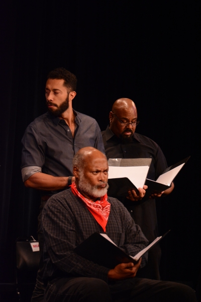 Photo Coverage: James Monroe Iglehart& More Star in Project Shaw's THE SHEWING-UP OF BLANCO POSNET