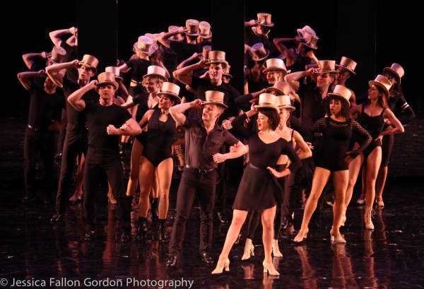 Exclusive Photo Coverage: American Dance Machine for the 21st Century Celebrates Opening Night!