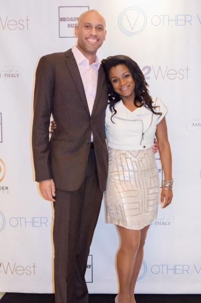 Toby Blackwell and Gisela Adisa