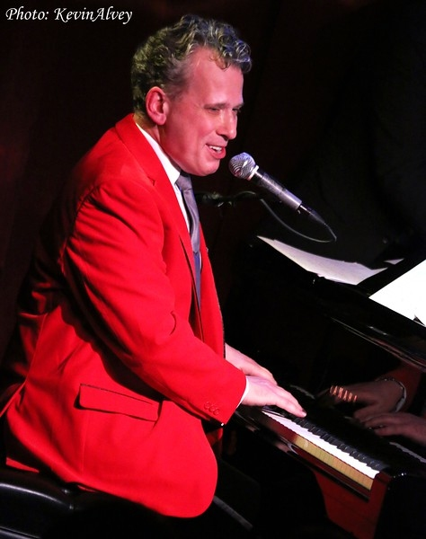Photo Flash: Klea Blackhurst, Billy Stritch and Jim Caruso Return with A SWINGING BIRDLAND CHRISTMAS