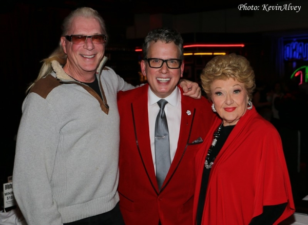 Ron Abel, Billy Stritch and Marilyn Maye