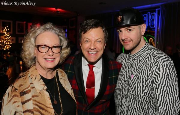 Ruth Hastings, Jim Caruso and Craig Jessup Photo