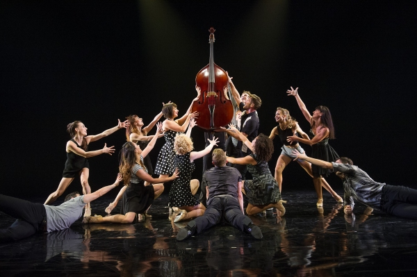 Photo Flash: Broadway Vets & More Take the Stage in ADM21 at The Joyce Theater