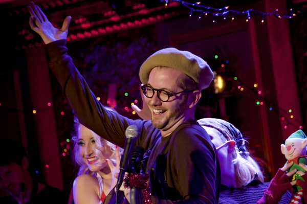Photo Flash: Stage Stars Bring Sparkle and Holiday Spirit to 8TH ANNUAL JOE ICONIS CHRISTMAS SPECTACULAR