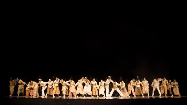 Photo Flash: First Look at CAEG's DRAGON BOAT RACING, Beginning Next Week at Lincoln Center