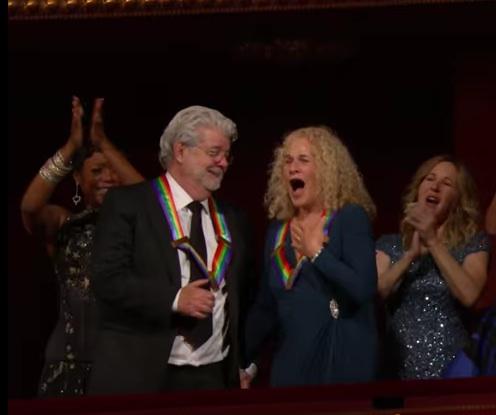George Lucas, Carole King