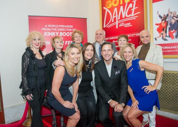 Jaclyn Sabol Patton, Kimberlee Garris, Dori Berinstein, Bill Damaschke, Original GOTTA DANCE Members