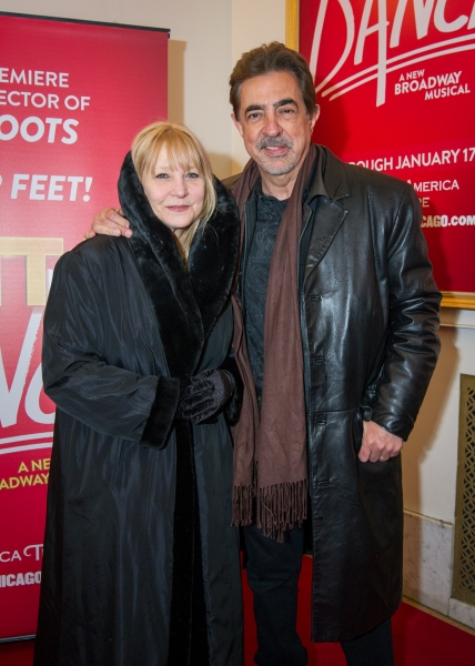 Joe Mantegna, Arlene Vrhel