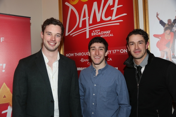 Photo Flash: Inside Opening Night of Broadway-Bound GOTTA DANCE in Chicago!