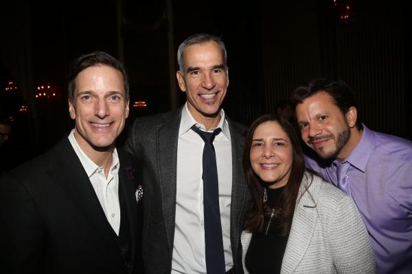 Bill Damaschke, Jerry Mitchell, Dori Berinstein, Nick Kenkel Photo