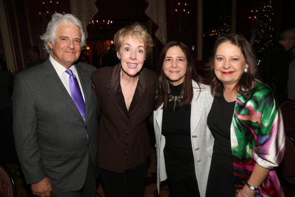 Mitchell Cannold, Georgia Engel, Dori Berinstein, Kay Walbye Photo