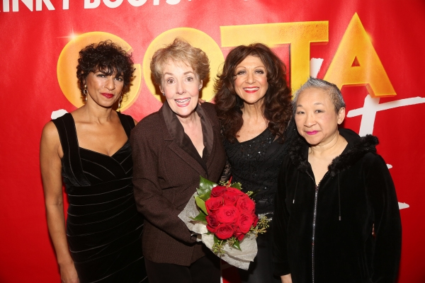 Photo Flash: Inside Opening Night of Broadway-Bound GOTTA DANCE in Chicago!