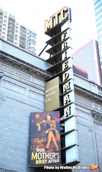Up on the Marquee: OUR MOTHER'S BRIEF AFFAIR