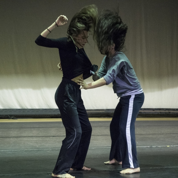 Photo Flash: First Look at Dancers in Rehearsal for Vim Vigor Dance Company's SEPARATI