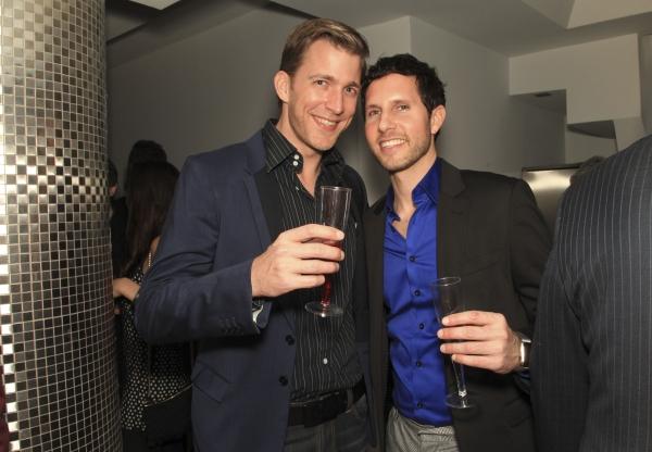 Ben Eakeley and Drew Brody