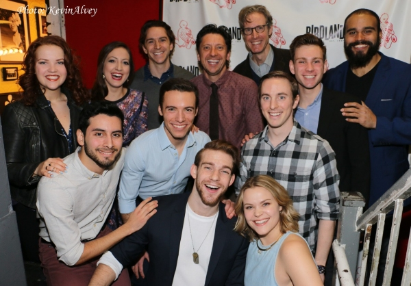 Victoria Cook, Katie Perry, Skyler Adams, Neil Bartram, Paul Sladesmith, Joseph Allen, Jordan Jansen, Robert Ariza, Kevin Dort, Michael Browne, Mack Shirilla and Jane Bruce