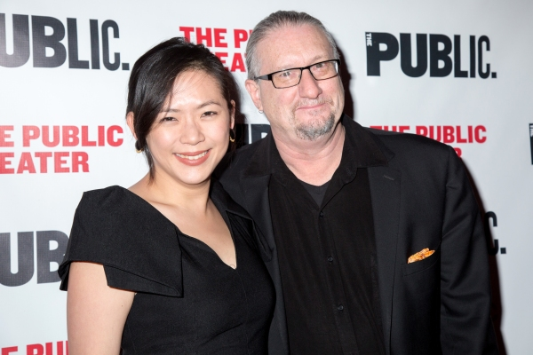 Mark Russell, Meiyin Wang