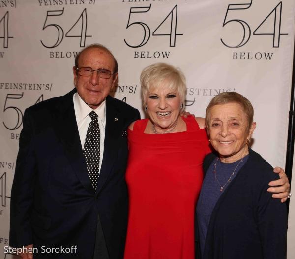 Clive Davis, Lorna Luft, Pat Birch