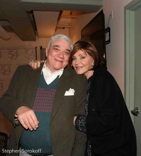 Rex Reed & Joanna Carson