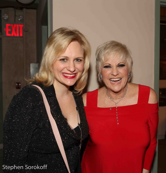 Haley Swindal & Lorna Luft