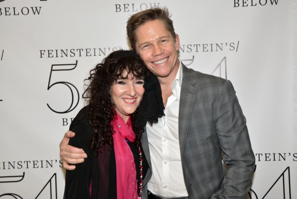 Barbara Siegel and Jack Noseworthy