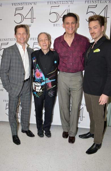 Jack Noseworthy, Scott Siegel, Bob Stillman and Brian Charles Rooney