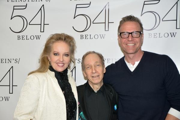 Stacy Sullivan, Scott Siegel and Todd Murray
