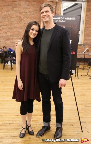 Andrea Gross and Lee Aaron Rosen