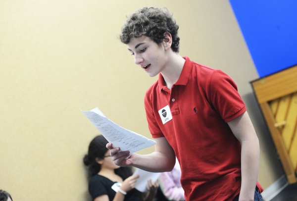 Photo Flash: Darren Criss Leads Broadway Workshop Master Classes in NYC