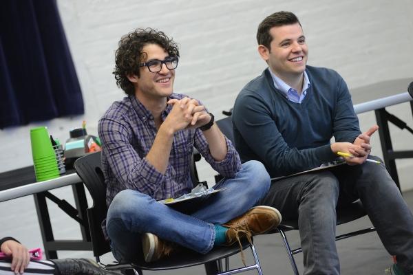 Darren Criss & Marc Tumminelli