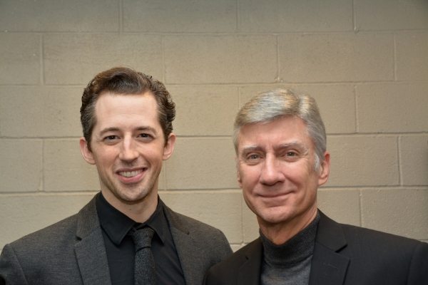 Josh Grisetti and David Garrison Photo
