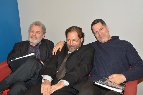 Sam Tsoutsouvas, David Staller and Christopher Innvar