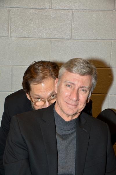 David Staller and David Garrison
