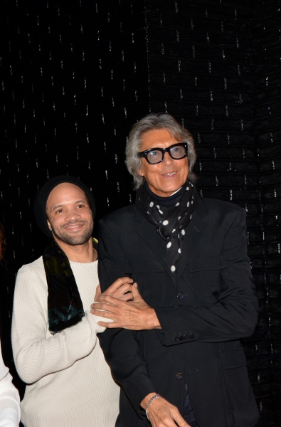 Savion Glover and Tommy Tune
