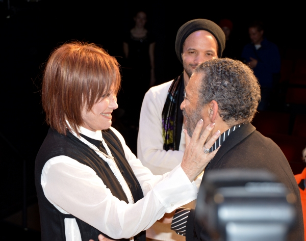 Michelle Lee, Savion Glover and Maurice Hines