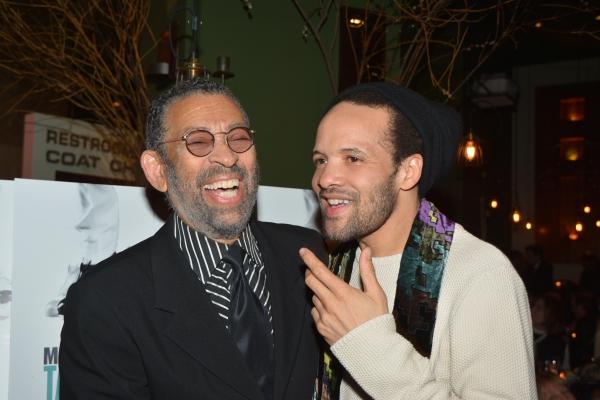 Photo Coverage: MAURICE HINES TAPPIN' THRU LIFE Celebrates Opening Night!
