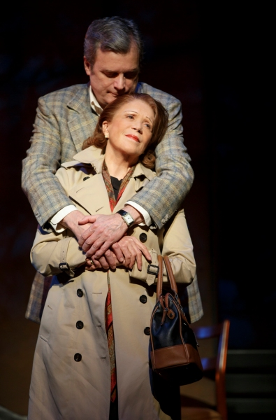 Photo Flash: First Look at Linda Lavin, Kate Arrington & More in MTC's OUR MOTHER'S BRIEF AFFAIR