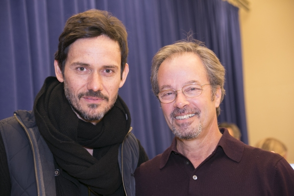 Christian Camargo and Philip Casnoff