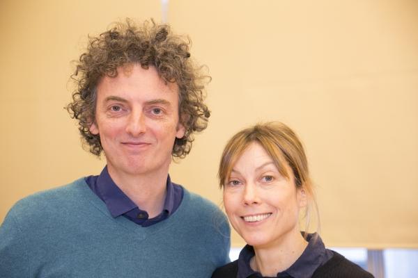 John Keating and Nina Hellman