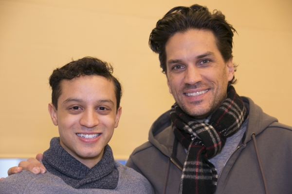 Zachary Infante and Will Swenson