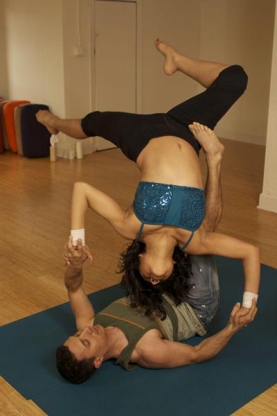 Silvita Diaz Brown and Tushad Mehta