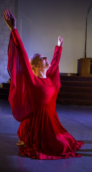 Photo Flash: Sneak Peek at Chicago Danztheatre Ensemble's BINDIS AND BRUISES and ENCUENTROS