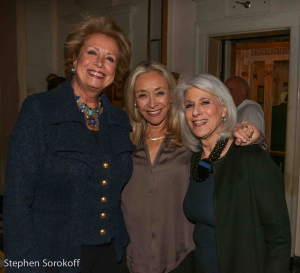 Lady Jane Rothchild, Eda Sorokoff, Jamie deRoy