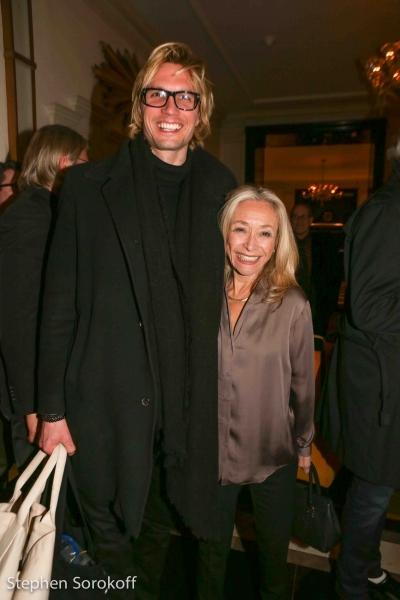 Tobias Larsson & Eda Sorokoff