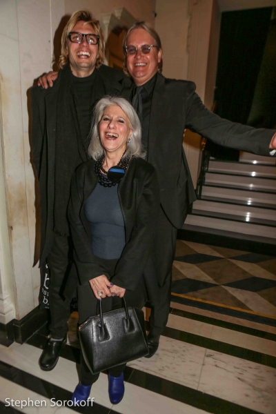 Photo Coverage: Ten-Time Tony Winner Tommy Tune Returns to Cafe Carlyle