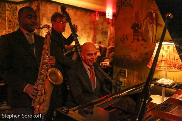 Chris Gillespie, Bemelmans Bar Photo
