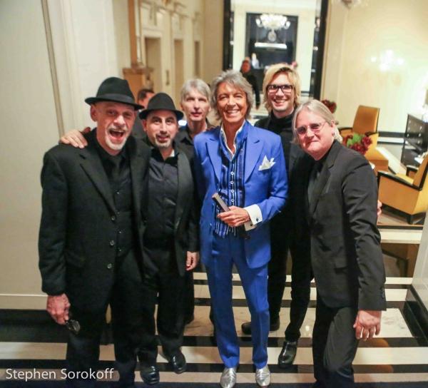 Michael Biagi, Marc Schmied, John Myer, Tommy Tune, Tobias Larsson, Peter Glebo
