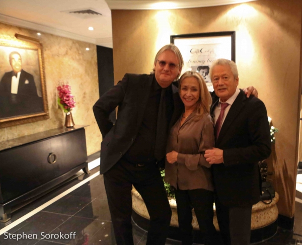 Peter Glebo, Eda Sorokoff, Stephen Sorokoff